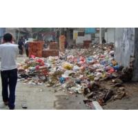 Logo of the podcast Reporterre sur France Inter: quand la Chine refuse les déchets de l'Occident