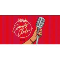 Logo of the podcast L'IMA Comedy Club, nouvelle scène de l'humour !