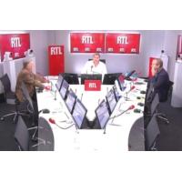 """Logo du podcast Notre-Dame : """"L'art contemporain n'a pas sa place"""", dit Guillaume Roquette"""