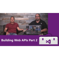 Logo of the podcast Building Web APIs Part 2 | Visual Studio Toolbox