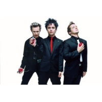 Logo of the podcast La Pop-Rock Story de Green Day