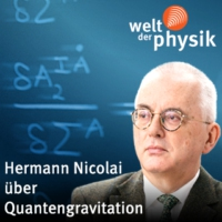 Logo of the podcast Folge 221 – Quantengravitation