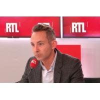 Logo of the podcast Ian Brossat était l'invité de RTL
