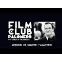Logo of the podcast Film Club Palomero 03 - Quentin Tarantino