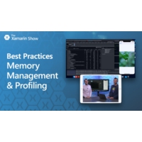 Logo of the podcast Best Practices - Memory Management & Profiling | The Xamarin Show | The Xamarin Show