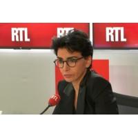 Logo of the podcast Rachida Dati, invitée de RTL