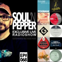 Logo of the podcast JOHN SOULPARK // SOUL'N PEPPER Radioshow // EP#68