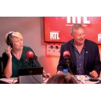 Logo of the podcast Alice Dufour et Guillaume de Tonquédec dans A La Bonne Heure !