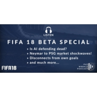 Logo of the podcast FIFA18: Beta special: new features & more