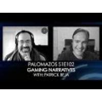 Logo du podcast Palomazos S1E102 - Gaming Narratives