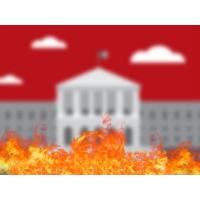 Logo of the podcast Comissão Política #92: um país político em combustão espontânea