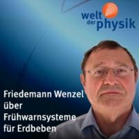 Logo of the podcast Folge 174 – Frühwarnsysteme für Erdbeben