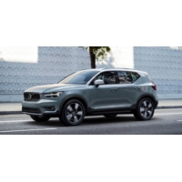 Logo of the podcast Volvo XC40, petit SUV, grand luxe