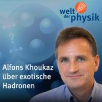 Logo of the podcast Folge 165 – Exotische Hadronen