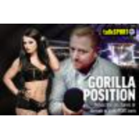 Logo of the podcast Gorilla Position ep045: Paige interview, WWE UK tour round-up + Seth Rollins injury discussion