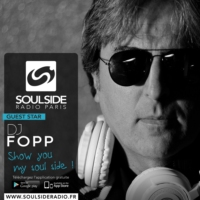 Logo of the podcast SOULSIDE RADIO GUEST SESSION – DJ FOPP