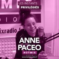 Logo of the podcast ANNE PACEO interview dans Les Instants Privilégiés Hotmixradio.