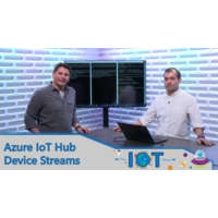 Logo of the podcast Azure IoT Hub Device Streams | Internet of Things Show