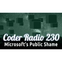 Logo of the podcast Microsoft's Public Shame | CR 230