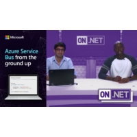 Logo of the podcast Azure Service Bus from the ground up | On .NET