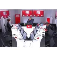 """Logo of the podcast Laetitia Colombani sur RTL : """"Ces deux années ont été les plus incroyables de ma vie"""""""