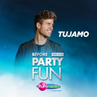 Logo of the podcast Tujamo invité du Before Party Fun (05/11/19)