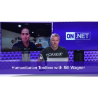 Logo of the podcast Humanitarian Toolbox with Bill Wagner | On .NET