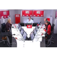 """Logo of the podcast Danièle Thompson sur RTL évoque son livre """"Gérard Oury - Mon père, l'as des as"""""""