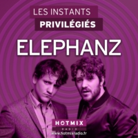 Logo of the podcast ELEPHANZ interview dans Les Instants Privilégiés Hotmixradio.