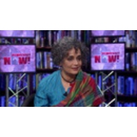 Logo of the podcast Full Extended Interview: Arundhati Roy on Democracy Now!