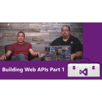 Logo of the podcast Building Web APIs Part 1 | Visual Studio Toolbox