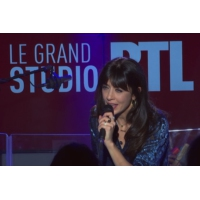 "Logo of the podcast Nolwenn Leroy en concert dans ""Le Grand Studio RTL"""