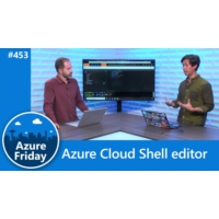 Logo of the podcast Azure Cloud Shell editor | Azure Friday