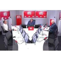 """Logo du podcast """"Les grands leaders de la droite sont des niais"""" dit Éric Zemmour sur RTL"""