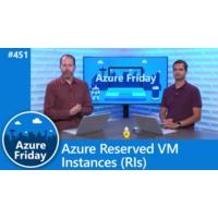 Logo of the podcast Azure Reserved VM Instances (RIs) | Azure Friday