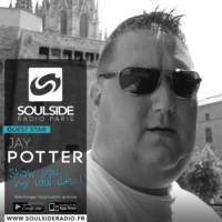 Logo of the podcast SOULSIDE RADIO GUEST SESSION – JAY POTTER