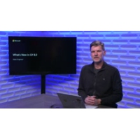 Logo du podcast What's New in C# 8.0   Microsoft Connect(); 2018