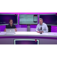 Logo of the podcast Brandon Minnick - Async/Await Best Practices | On .NET