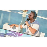 Logo of the podcast David Guetta en interview a Ibiza - 28/06/2019