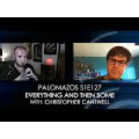 Logo of the podcast Palomazos S1E127 - Everything and then Some (with Christopher Cantwell)