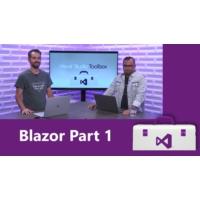 Logo of the podcast Blazor Part 1  | Visual Studio Toolbox