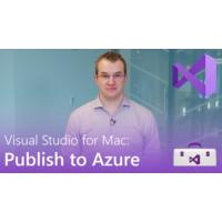 Logo of the podcast Visual Studio for Mac: Publish to Azure | Visual Studio Toolbox