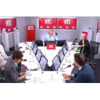 """Logo of the podcast Les Républicains : """"Nous sommes devenus un petit parti conservateur"""", déplore Peltier sur RTL"""
