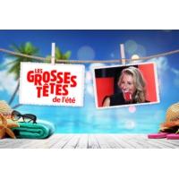 Logo of the podcast Le Best of des Grosses Têtes du 25 juillet 2019