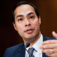 Logo of the podcast Julián Castro Talks to David Remnick About Housing Inequality