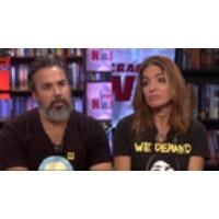 Logo of the podcast Democracy Now! 2018-08-15 miércoles