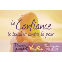 Logo of the podcast La confiance, bouclier de la peur