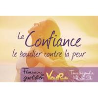 Logo du podcast La confiance, bouclier de la peur