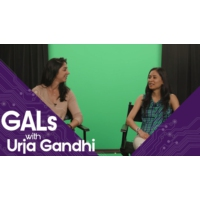 Logo of the podcast Interview with Urja Gandhi, Software Engineer, Expedia | GALs