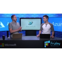 Logo du podcast What's New in Azure Cosmos DB | Azure Friday